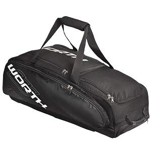 Worth Coach Catcher Travel Equipment Bag , Black by Worth