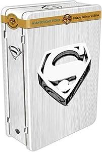 Superman Ultimate Collector's Edition (Superman / Superman II / Superman II: The Richard Donner Cut / Superman III / Superman IV: The Quest for Peace / Superman Returns)