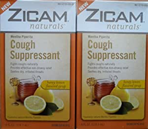 Cough Suppressant Natural With Peppermint Oil