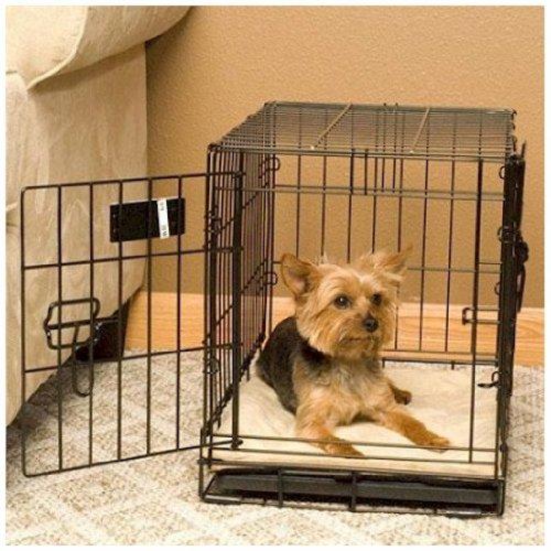 K & H Washable, Cozy Soft, Self Warming Dog Crate Pad - Medium / Tan front-756759