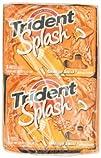 Trident Splash Orange Swirl, 9-Piece…