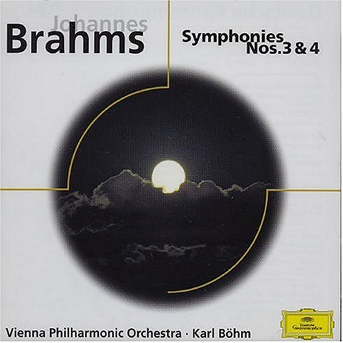 Brahms: Symphonies Nos. 3 & 4 [Canada]
