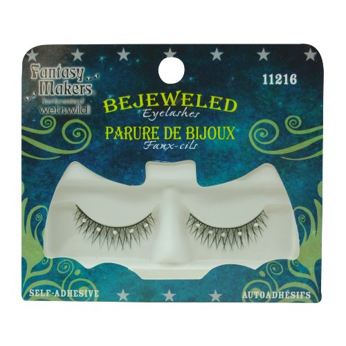 ウェットアンドワイルド FANTASY MAKERS BEJEWELED EYELASHES #11216