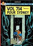 """Afficher """"Les Aventures de Tintin n° 22 Vol 714 pour Sydney"""""""