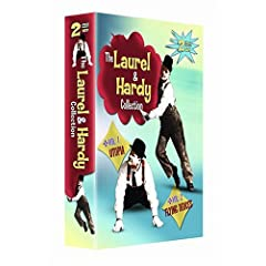 The Laurel & Hardy Collection, Vol. 1: Utopia/ Vol. 2: Flying Deuces