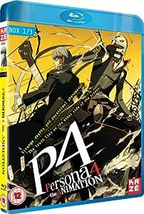 Persona 4: The Animation - Volume 1 [Blu-ray]