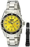 Invicta Men's 10663 Pro Diver Collection Bracelet and Rubber Watch Set