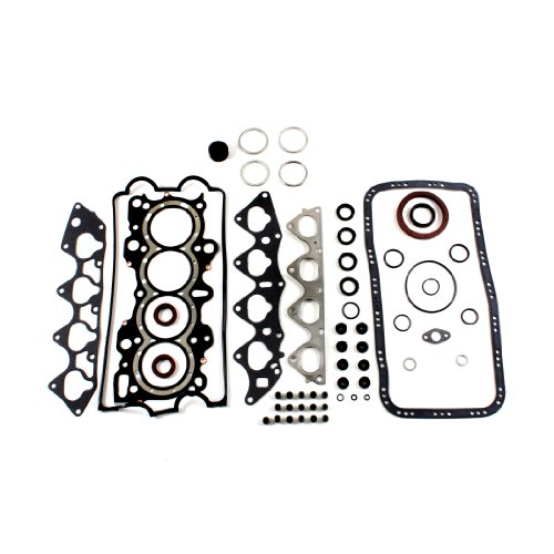 CNS EF616C1 Engine Full Gasket Set with MLS Head Gasket for VTEC Honda Civic Del Sol Si B16A2 B16A3 / Acura 1.7L B17A1 B18C B18C1 B18C5 Integra GS-R TYPE-R Engine (Integra Type R Engine compare prices)