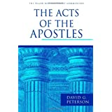 The Acts Of The Apostlesby David G. Peterson