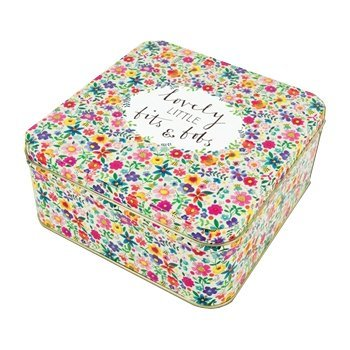 rachel-ellen-square-storage-tin-lovely-little-bits-and-bobs-floral
