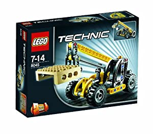 LEGO Technic 8045 Mini Telehandler