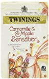 Twinings Camomile and Maple Sensation (Pack of 4)