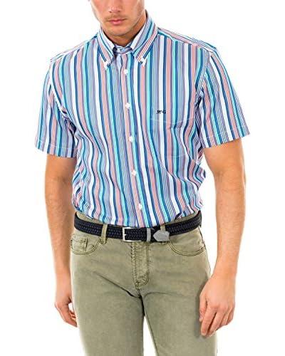 McGREGOR Camicia Uomo [Multicolore]