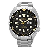 Seiko Men's Silvertone Automatic Diver Watch