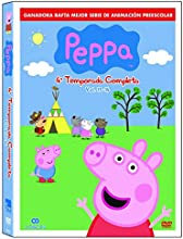 Peppa Pig - Temporada 4 [DVD]