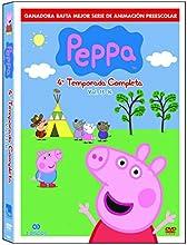 Peppa Pig - Temporada 4 [DVD]