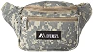 Everest Digital Camo Waist Pack, Digi…