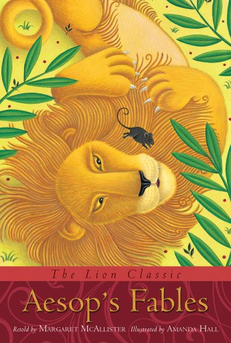 the-lion-classic-aesops-fables-lion-classic-series