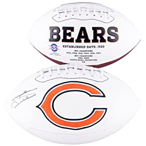 Mike Ditka Chicago Bears Autographed Logo Football - Memories - Mounted Memories... by Sports Memorabilia
