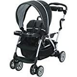 Graco Room for 2 Classic Connect and Click Connect Stand and Ride Stroller, Gotham