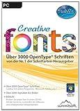 Digital Software - Creative Fonts [Download]
