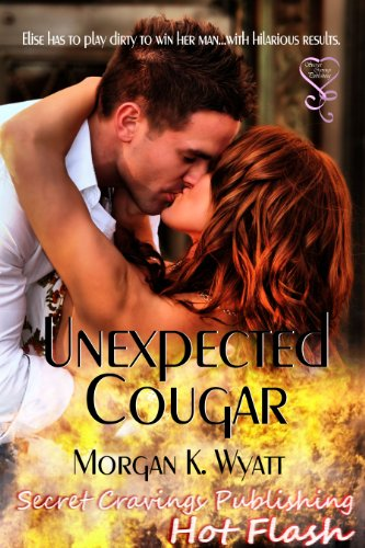 Book: Unexpected Cougar (Hot Flash) by Morgan K. Wyatt