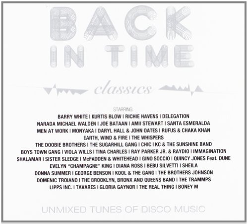 Back in Time-Classics