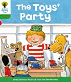 Roderick Hunt Oxford Reading Tree: Level 2: Stories: The Toys' Party (Ort Stories)