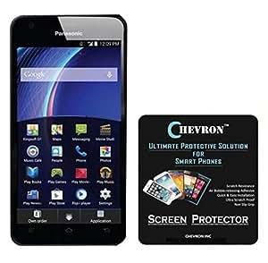 Chevron Scratch Resistant Screen Protector for Panasonic Eluga U