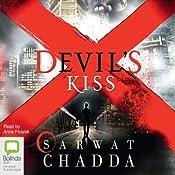 Devil's Kiss: The Billi SanGreal Series, Book 2 | Sarwat Chadda