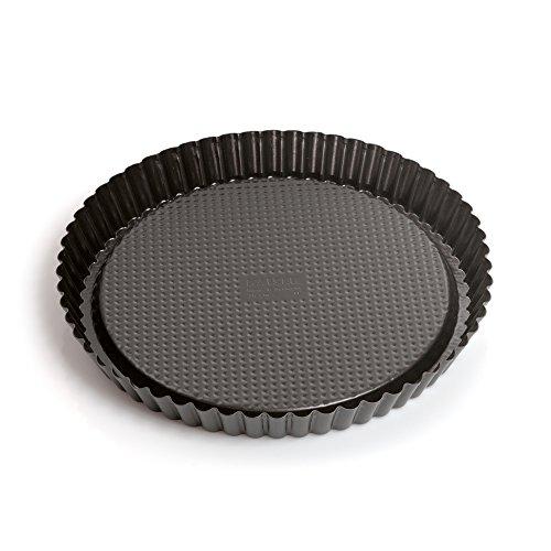 kaiser-classic-flan-pan-black-30-cm