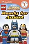 DK Readers: LEGO DC Super Heroes: Ready for Action!
