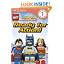 DK Readers L1: LEGO® DC Super Heroes: Ready for Action!