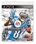 Madden NFL 13 PS3 - Standard Edition