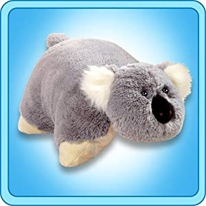 My Pillow Pets Koala - Large (Grey And Peach) from My Pillow Pets