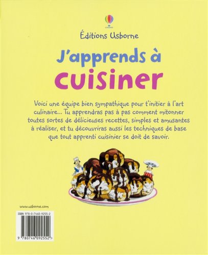 Panorama auto for J apprends a cuisiner