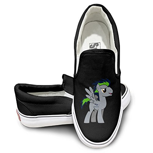 HYRONE-Seattle-Pony-Seahawks-Fashion-Sneakers-Shoes-Sporting-Black