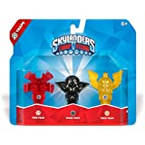 Skylanders Trap Team: Triple Trap Pack - Fire, Kaos, Tech (Xbox One/PS3/PC DVD/Nintendo Wii/Wii U)