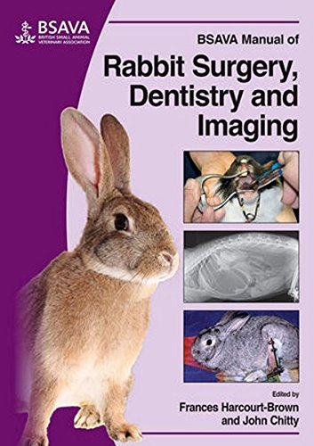 BSAVA Manual of Rabbit Surgery, Dentistry and Imaging (BSAVA British Small Animal Veterinary Association)