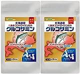 Ⅱ型コラーゲン 配合 グルコサミン + コンドロイチン (鮭由来)+ MSM 北海道産鮭由来コンドロイチン配合 (約6ヶ月分/540粒)