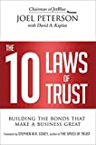 img - for The 10 Laws of Trust: Building the Bonds That Make a Business Great book / textbook / text book