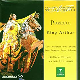 "King Arthur : Act 1 ""The white horse neigh'd aloud"" [Bass, Tenor, Chorus]"