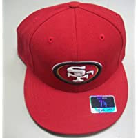 San Francisco 49ers Fitted Hat by Reebok size 7 1/2 TMI04