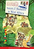 Simon and Barklee in West Africa