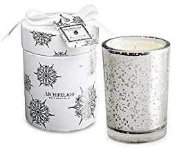 Archipelago Botanicals Winter Frost Round Boxed Candle