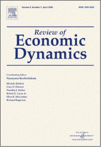 A simple economic theory of skill accumulation and schooling decisions [An article from: Review of Economic Dynamics]