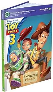 LeapFrog - 81007 - Jeu Educatif - Livre Mon Lecteur Leap/Tag - Toy Story 3 (Disney)