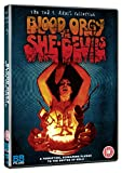 Blood Orgy of the She Devils [DVD]