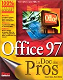 echange, troc Edward Jones, Derek Sutton - Office 97, la Doc des Pros