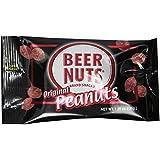 BEER NUTS Original Peanuts, 1.25-Ounce Packages (Pack of 24)